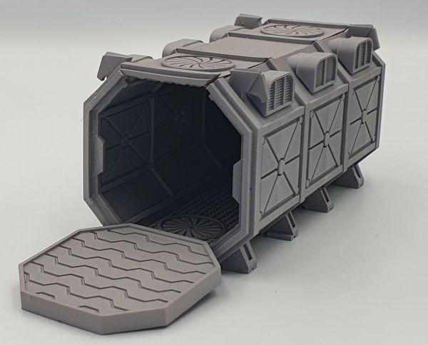 Supply Container / Versorgungscontainer