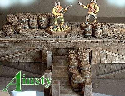 Trade Goods G Barrels x5