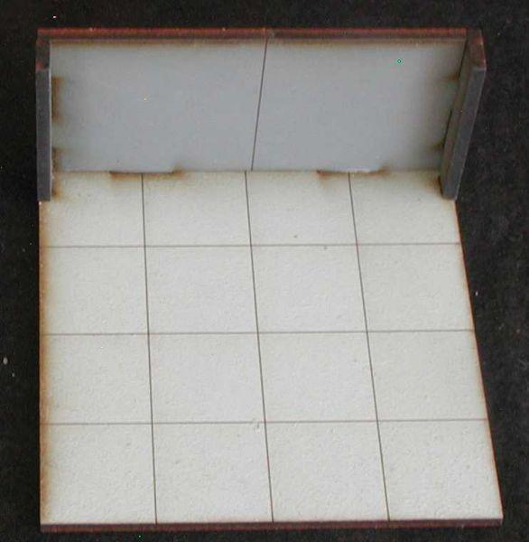 Solche ein Element ist 4 mal im Lieferumfang enthalten. Modulares Terra-Blocks™ Gelände von Sally 4th