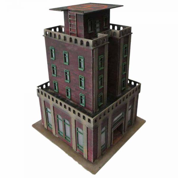 Bank of Baltar - City Scenics