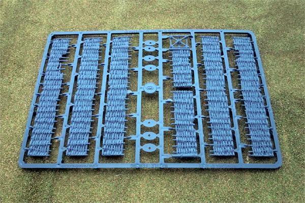 Dieser Gussrahmen ist zweimal im Renedra Wattle Fences Set enthalten