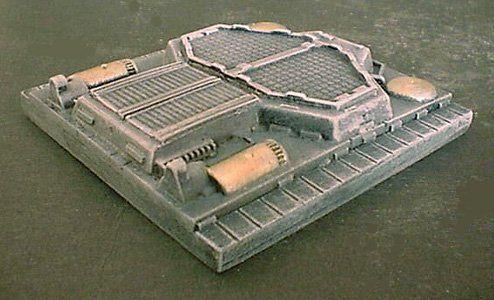 6cm x 6cm Transporter Unit