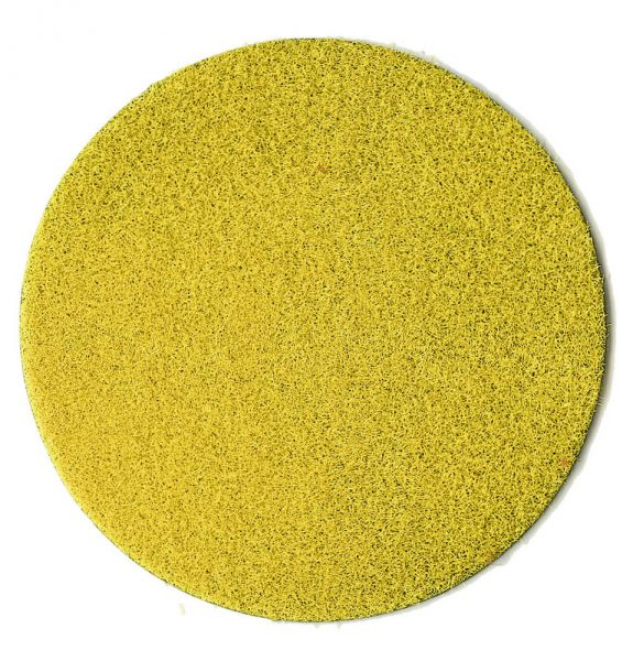 Grasfaser gelb, 20 g, 2-3 mm