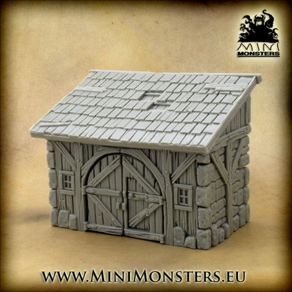 Small Storehouse von Minimonsters