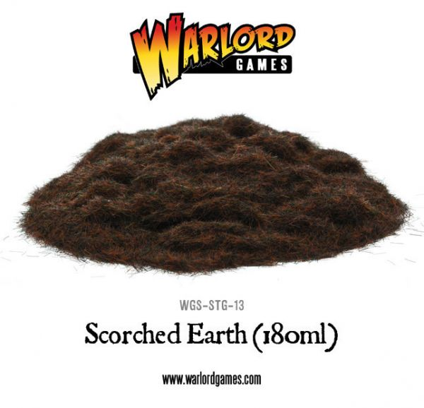 Scorched Earth von Warlord Games (Warworld)