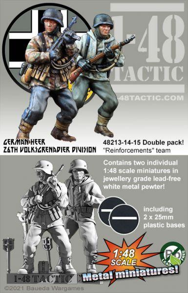 Volksgrenadier Reinforcements Team