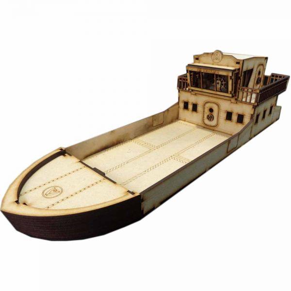 Cargo Ship - City Scenics