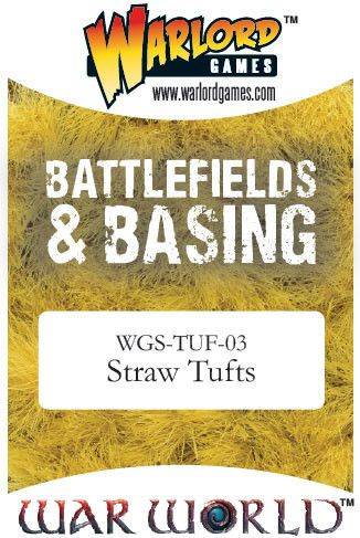 Straw Tufts von Warlord Games (Warworld)