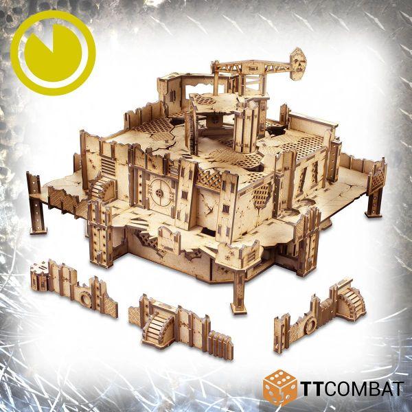 Orc Mega Bunker