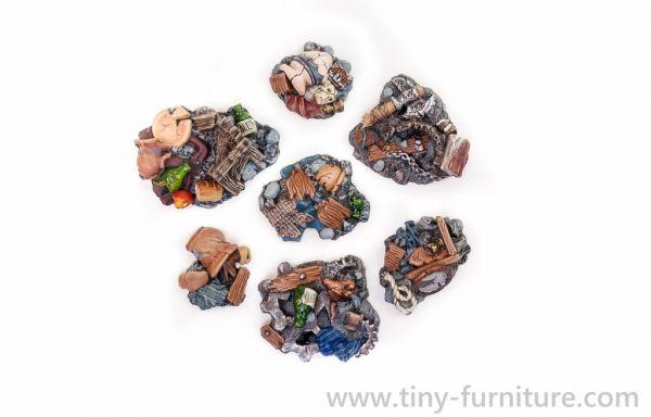 Dungeon Garbage / Gewölbe Abfallhaufen