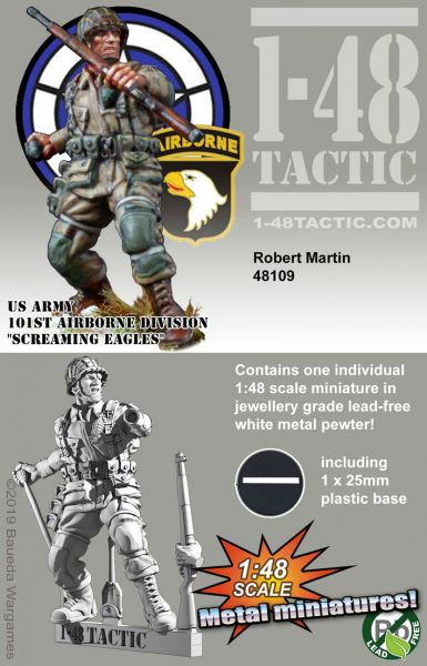 Robert Martin – US Army 101st Airborne Division