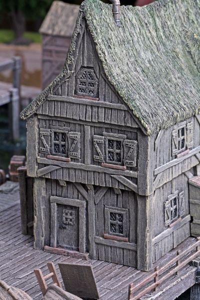 Wohnhaus - Seestadt