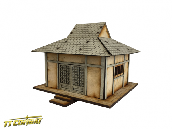 Small house (Minka C) - Eastern Empires