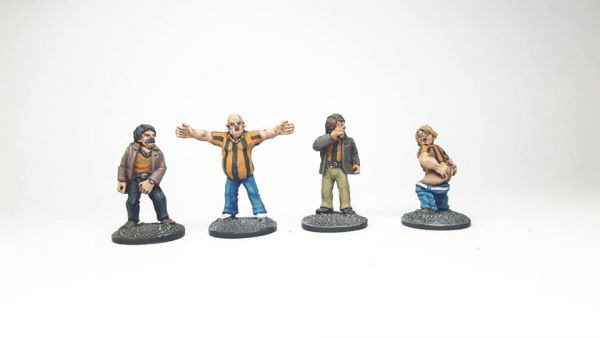 Hooligans Pack 7 - The Taunting Hooligans