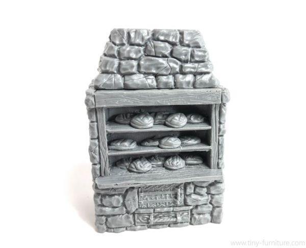 Warming Oven / Warmhalteofen