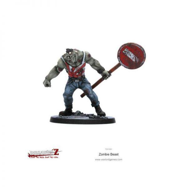 Zombie Beast - Project Z
