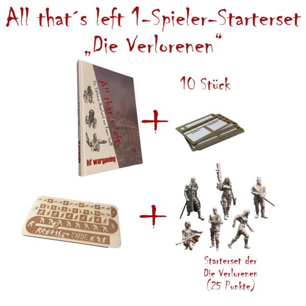 """All that´s left - 1-Spieler-Starterset """"Die Verlorenen"""" (DE)"""