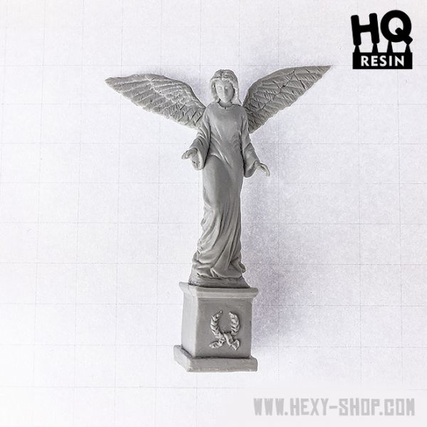 Angel's Statue 1