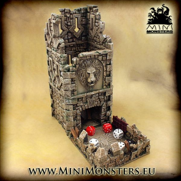 Ruined Tower - Dice Tower