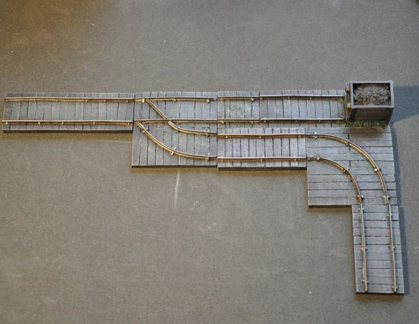 Mine Track Set