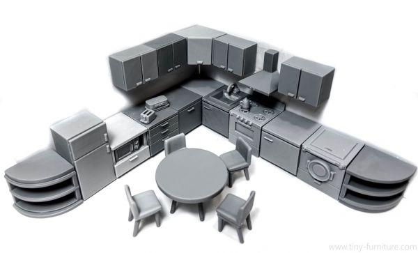 Modern Kitchen / Moderne Einbauküche