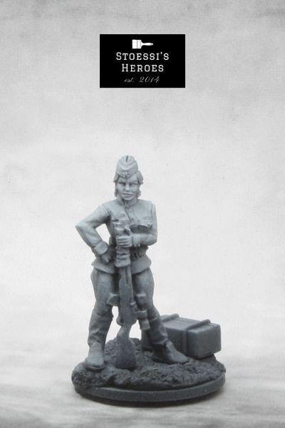 Red Army Sniper - Lyudmilla