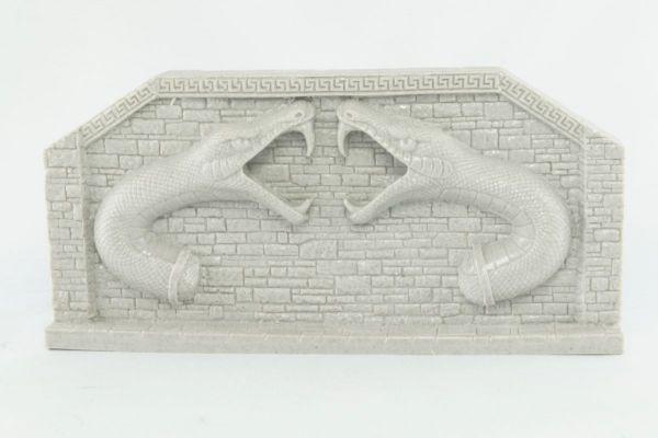 15cm Snake Head Wall