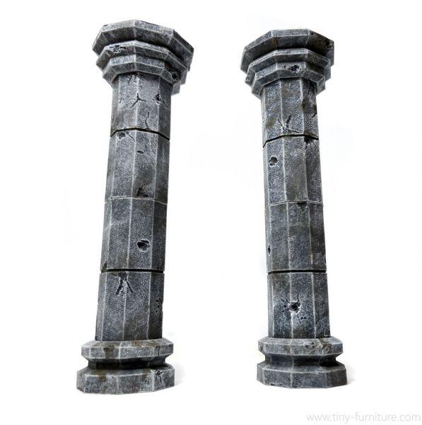 Stone Columns / Steinsäulen