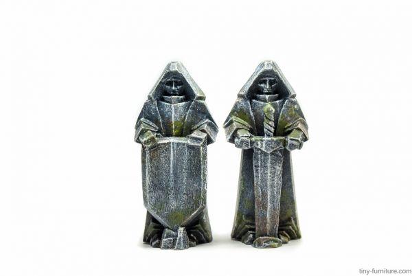 Blind Guards / Wächter Statuen