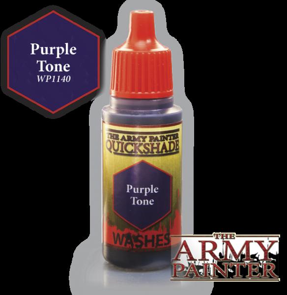 Purple Tone Wash
