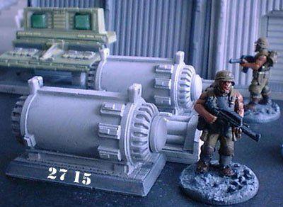 Pressurised Gas Cylinder