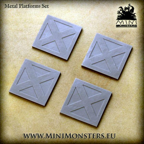 Metal Platforms SET1