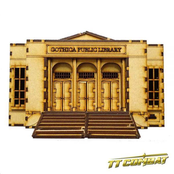 Grand Library - City Scenics