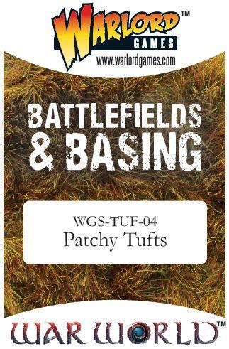 Patchy Tufts von Warlord Games (Warworld)