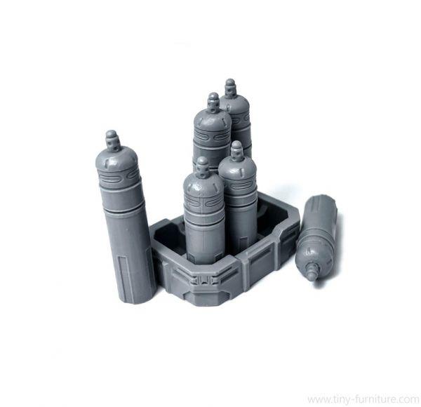Gas Cylinders / Gasflaschen