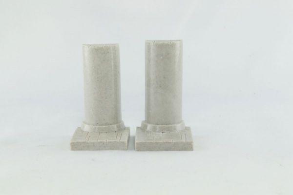 3cm Half Pillar x2