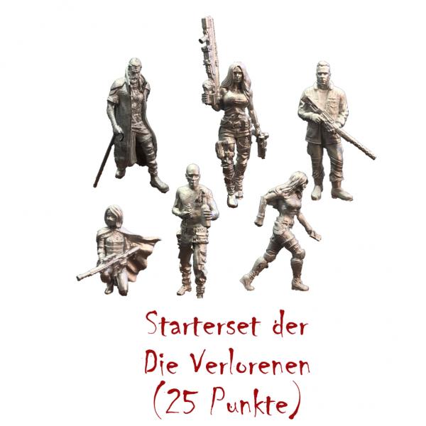 All that´s left - Miniaturen Starter Die Verlorenen (6 Figuren)