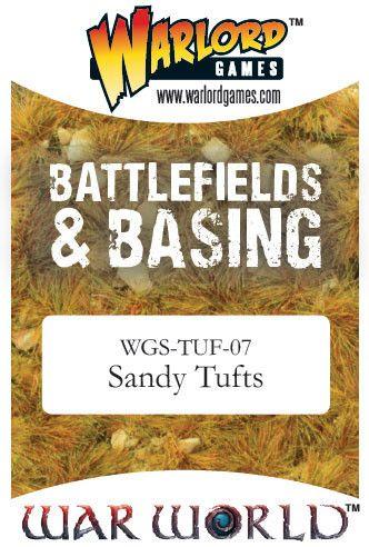 Sandy Tufts von Warlord Games (Warworld)