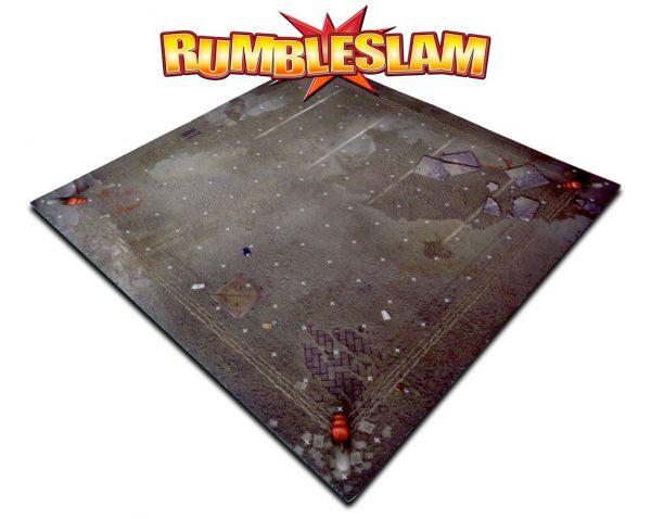 RUMBLESLAM Urban Mat