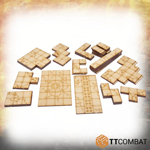 Modular Dungeon Tiles C - Fantasy Scenics