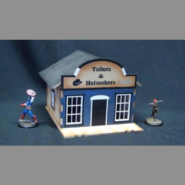 Tailors & Hatmaker Building