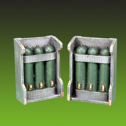 Cylinder Tanks x2