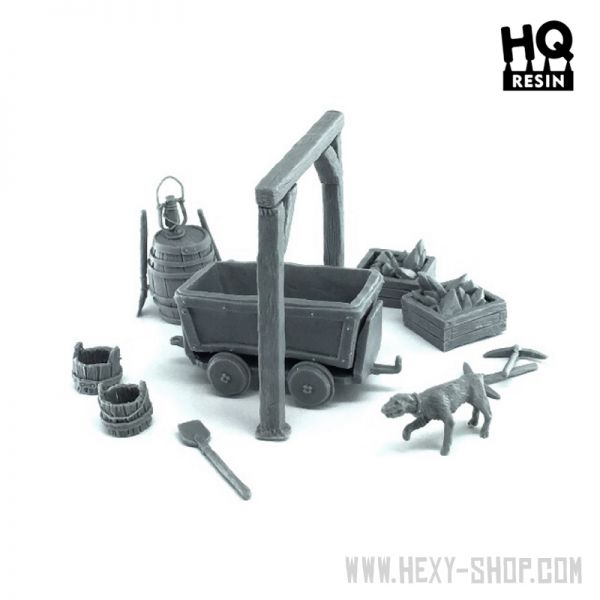 Crystal Mine Basing Kit 1