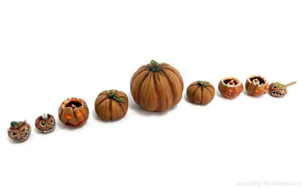 Halloween Pumpkins / Halloween Kürbisse