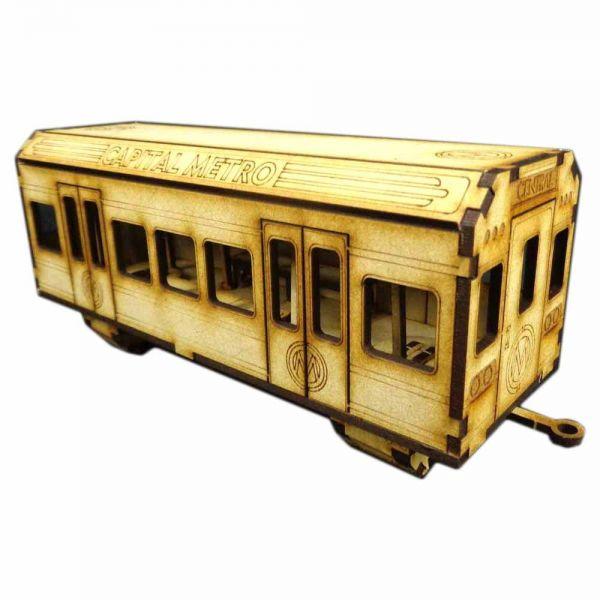 Metro Monorail - City Scenics