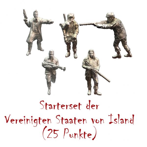 All that´s left - Miniaturen Starter Island (5 Figuren)