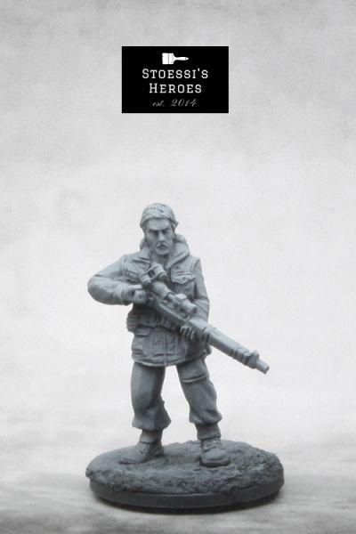 Canadian Highlander Sergeant - Harold (Sniper)
