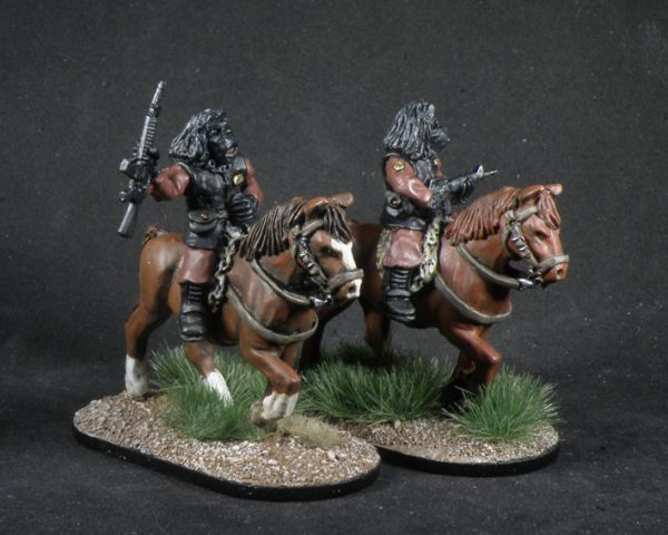 Apes Mounted Troopers