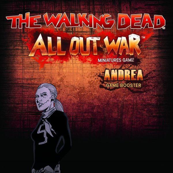 The Walking Dead: Andrea Booster (EN)