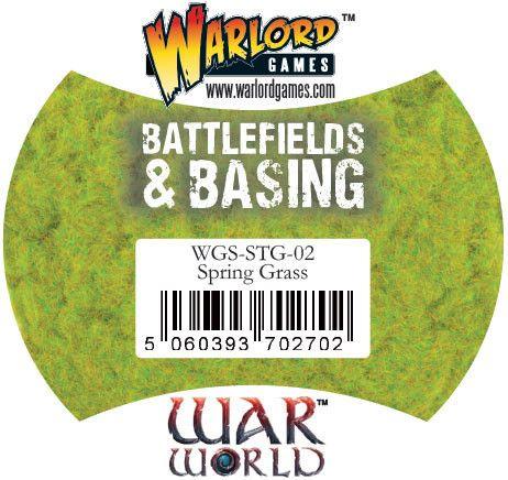 Spring Grass von Warlord Games (Warworld)